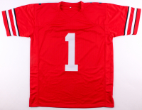 Braxton Miller Signed Ohio State Buckeyes Jersey (JSA COA) at PristineAuction.com