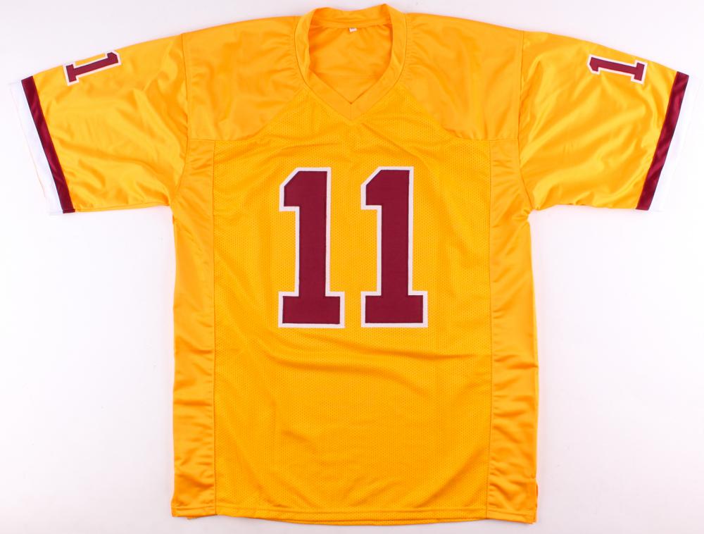 Terrelle Pryor Signed Redskins Color Rush Jersey (JSA COA ...