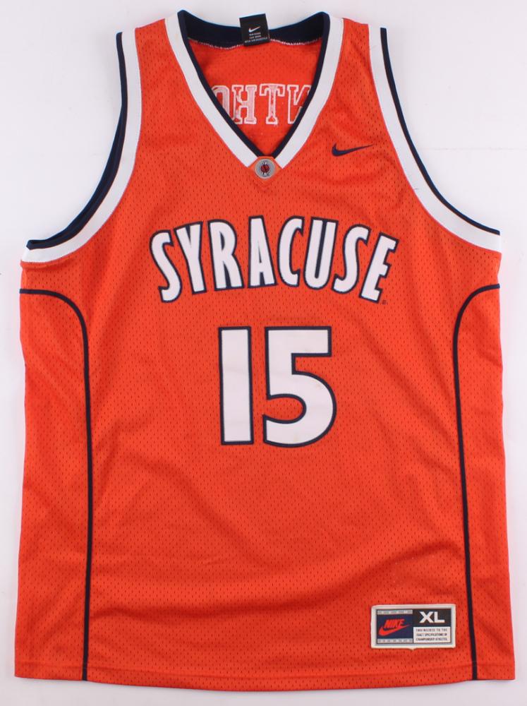 b21864c82275 ... canada carmelo anthony signed syracuse orange jersey jsa coa at  pristineauction c5282 5e0a5