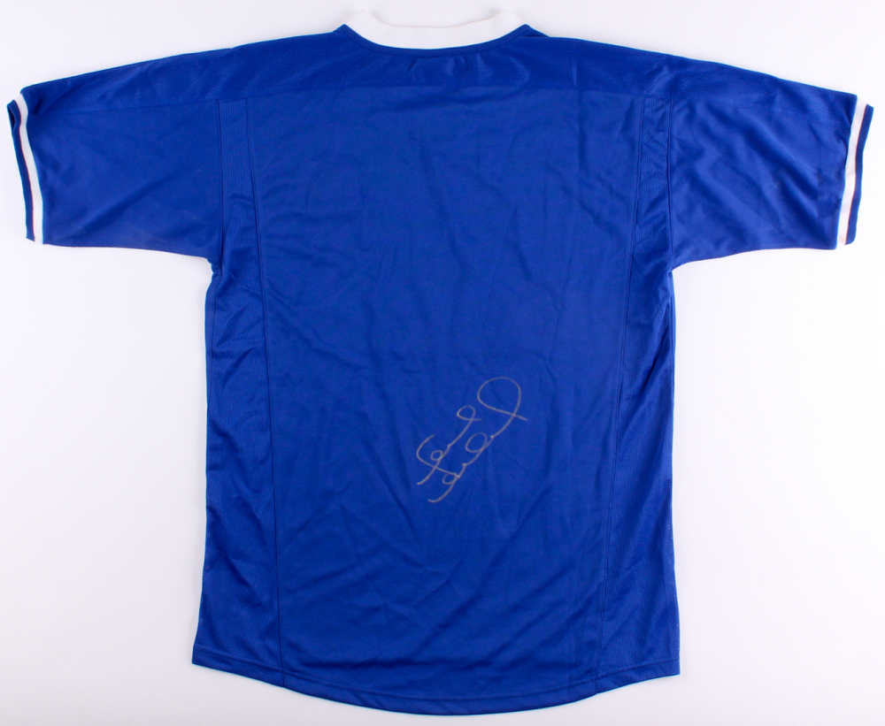 Frank Lampard Signed Chelsea F.C. Jersey (JSA COA) at PristineAuction.com df0941eaa