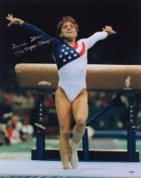 """Kerri Strug Signed 16x20 Photo Inscribed """"1996 Olympics Champion"""" (PSA COA)"""