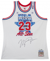 Michael Jordan Signed Limited Edition 1991 NBA All-Star Jersey (UDA COA) at PristineAuction.com