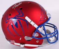 "Stan Lee Signed ""Spiderman"" Full-Size Helmet (Lee Hologram)"