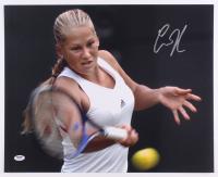 Anna Kournikova Signed 16x20 Photo (PSA COA)
