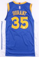 Kevin Durant Signed Warriors Jersey (JSA COA)