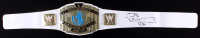 "Shawn Michaels Signed WWE Championship Belt Inscribed ""HBK"" (JSA COA)"