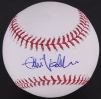 Eddie Vedder Signed OML Baseball (PSA LOA) at PristineAuction.com
