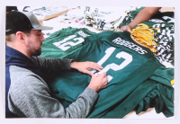 Aaron Rodgers Signed Packers Jersey (Steiner Hologram) at PristineAuction.com