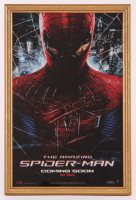The Amazing Spider-Man 12x18 Custom Framed Movie Poster