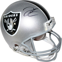 Derek Carr Signed Raiders Full Size Authentic Proline Helmet (Steiner COA)