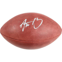 "Aaron Rodgers Signed NFL ""The Duke"" Football (Steiner COA)"