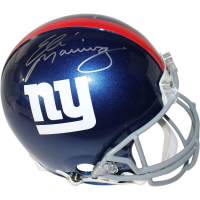 Eli Manning Signed Giants Full-Size Authentic On-Field Helmet (Steiner COA) at PristineAuction.com
