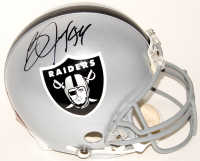 Bo Jackson Signed Raiders Full-Size Authentic On-Field Helmet (Jackson Hologram) at PristineAuction.com