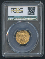 1901-S $5 Liberty Head Half Eagle Gold Coin (PCGS MS 63) at PristineAuction.com