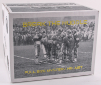 """Break The Huddle"" Mystery Box - Series #2 Autographed Football Full-Size Helmet Edition at PristineAuction.com"