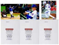 Chicago Cubs Signed Mystery Box 8x10 Photo - 2016 World Champions Edition – Series 3 (Limited to 300) at PristineAuction.com