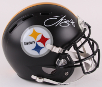 Le'Veon Bell Signed Steelers Full-Size Authentic On-Field Speed Helmet (TSE COA) at PristineAuction.com