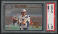 2000 Metal #267 Tom Brady RC (PSA 10)