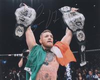 Conor McGregor Signed UFC 16x20 Photo (Beckett COA)