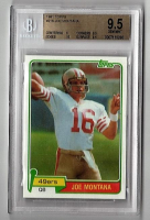 1981 Topps #216 Joe Montana RC (BGS 9.5) at PristineAuction.com