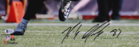 Rob Gronkowski Signed Patriots 16x20 Photo (Beckett COA) at PristineAuction.com