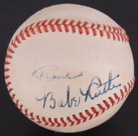 "Babe Ruth Signed OAL Baseball Inscribed ""From"" (JSA LOA)"
