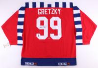 Wayne Gretzky Signed LE Vintage 1992 All Star CCM Captains Jersey (Gretzky Hologram & COA) at PristineAuction.com
