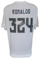 Cristiano Ronaldo Signed Real Madrid Adidas Soccer Jersey (Ronaldo COA)