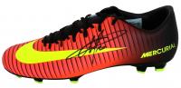 Eden Hazard Signed Nike Soccer Cleat (Hazard COA) at PristineAuction.com