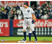Aaron Judge Signed New York Yankees 16x20 Photo (Fanatics Hologram & MLB Hologram) at PristineAuction.com