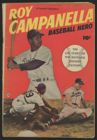 "Vintage 1950 Roy Campanella ""Baseball Hero"" Comic Book at PristineAuction.com"