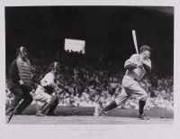 """The Hulton Archive - Babe Ruth """"Picture Perfect Baseball"""" Limited Edition 17x22 Fine Art Giclee on Paper #11/375 (PA LOA & PCV COA)"""