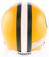 Aaron Rodgers Signed Packers Full-Size Super Bowl XLV Logo Helmet (JSA ALOA) at PristineAuction.com