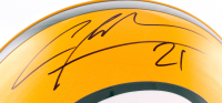 Charles Woodson Signed Packers Full-Size Authentic On-Field Helmet (JSA COA) at PristineAuction.com