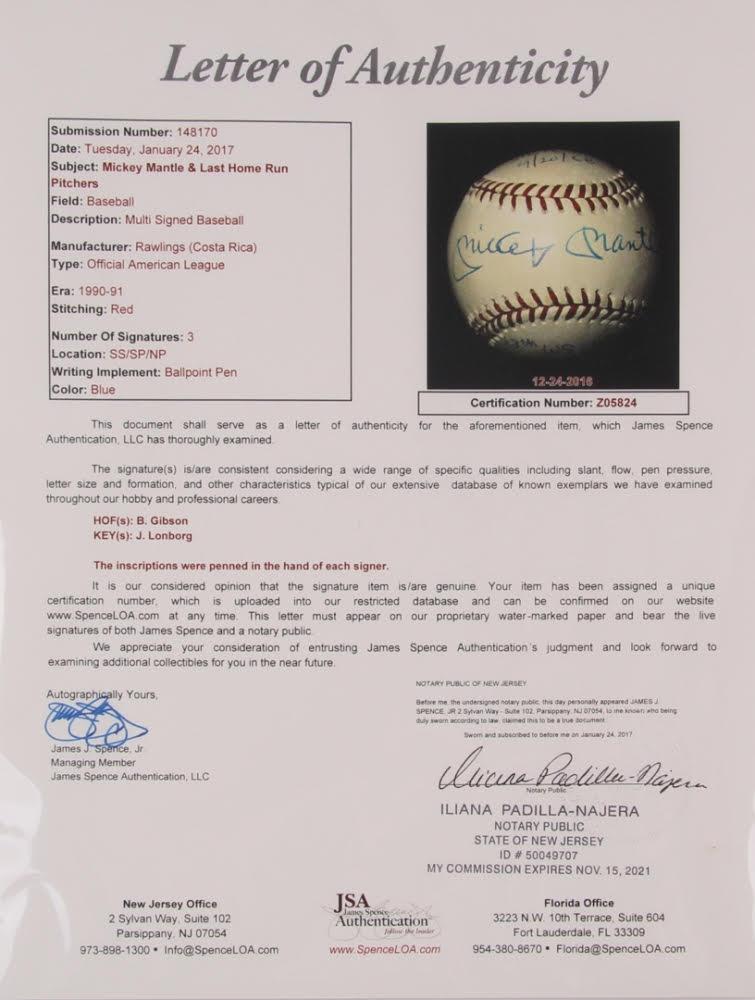 f1f8c17e9e9 Online Sports Memorabilia Auction