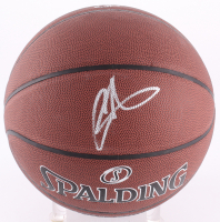 Carmelo Anthony Signed NBA Basketball (JSA COA) at PristineAuction.com