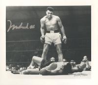 Muhammad Ali Signed Limited Edition 7.75x6.75 Photo #5282/7500 (JSA ALOA)
