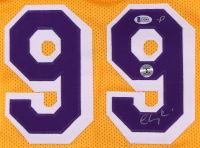 "Chevy Chase Signed ""Fletch"" Lakers Jersey (Beckett COA & Chase Hologram) at PristineAuction.com"