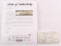 "Ted Williams Signed Louisville Slugger Player Model Baseball Bat Inscribed ""Splendid Splinter"" (PSA LOA) at PristineAuction.com"