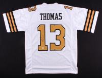 Michael Thomas Signed Saints Color Rush Jersey (JSA COA)