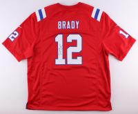 Tom Brady Signed Patriots Jersey (JSA LOA)