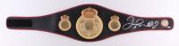 Floyd Mayweather Jr. Signed Full-Size WBA Championship Belt (Beckett COA)