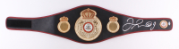 Floyd Mayweather Jr. Signed Full-Size WBA Championship Belt (Beckett COA) at PristineAuction.com