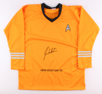 "William Shatner Signed LE ""Star Trek"" Uniform (PSA COA) at PristineAuction.com"