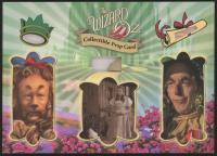 2007 The Wizard of Oz Props #WSH Scarecrow's Straw / Wagon Wheel / Cowardly Lion