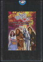 """""""The Wizard of Oz"""" 5x7 Prop Card with Authentic Piece of The Yellow Brick Road"""
