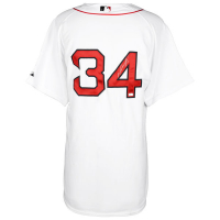 David Ortiz Signed Boston Red Sox Jersey (Fanatics Hologram & MLB Hologram) at PristineAuction.com