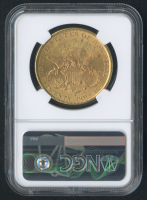1897-S $20 Liberty Head Double Eagle Gold Coin (NGC MS 61) at PristineAuction.com