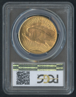 1926 $20 Saint-Gaudens Double Eagle Gold Coin - Type 3 with Motto (PCGS MS 62) at PristineAuction.com