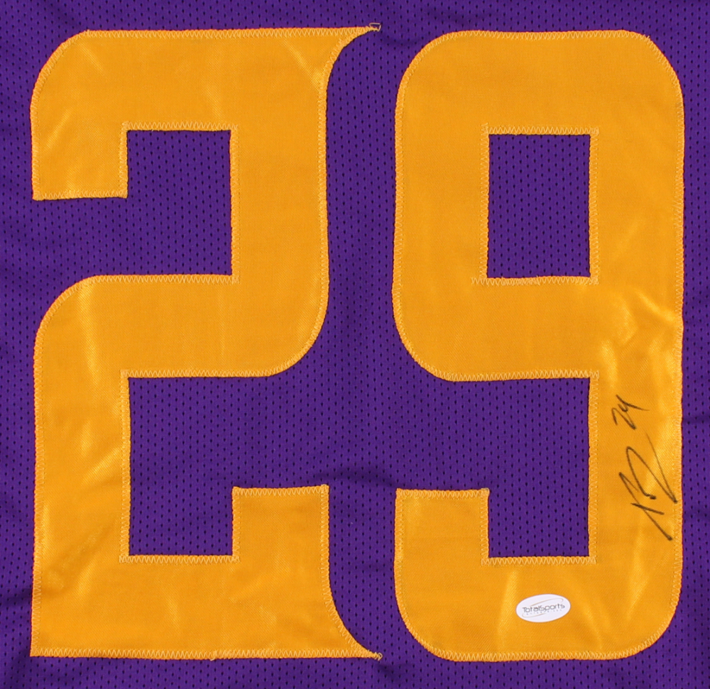 brand new 1b4d8 dee04 where to buy xavier rhodes color rush jersey 0f909 d00d2